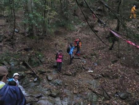 カラ迫岳山開き 白いリンドウ 102