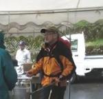カラ迫岳山開き 白いリンドウ 035