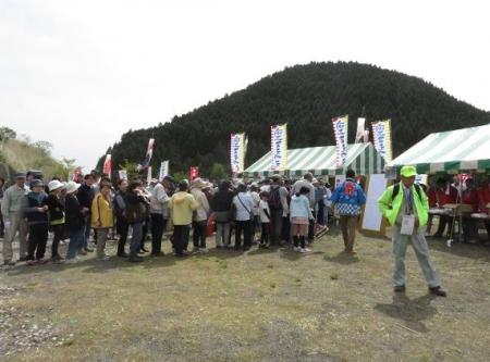 釈迦岳山開き 038