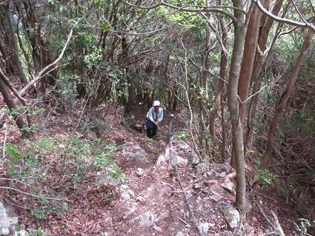 釈迦岳山開き 068