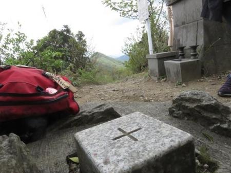 釈迦岳山開き 147