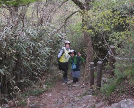 釈迦岳山開き 138