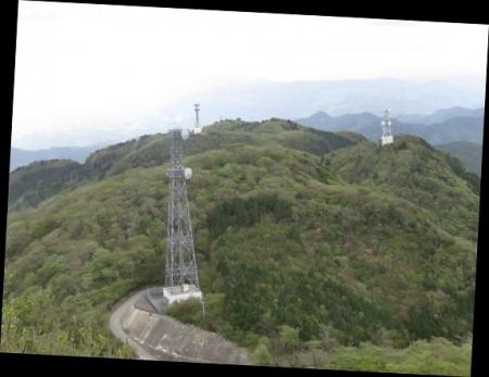 釈迦岳山開き 160