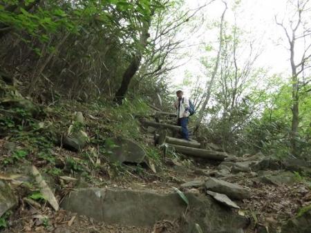 釈迦岳 033