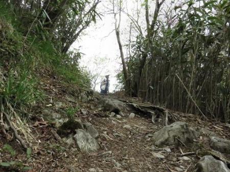 釈迦岳 092