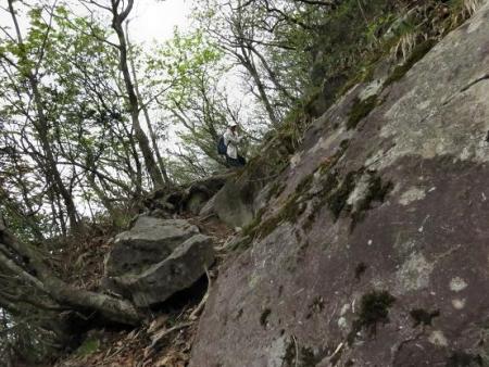 釈迦岳 128
