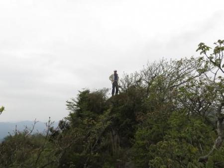 釈迦岳 269
