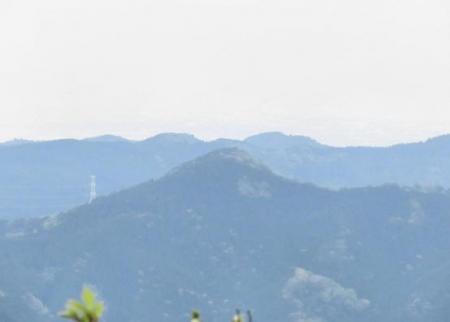 釈迦岳 230