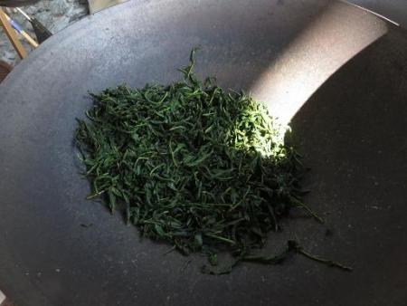 探鳥会 星野村お茶祭り 060