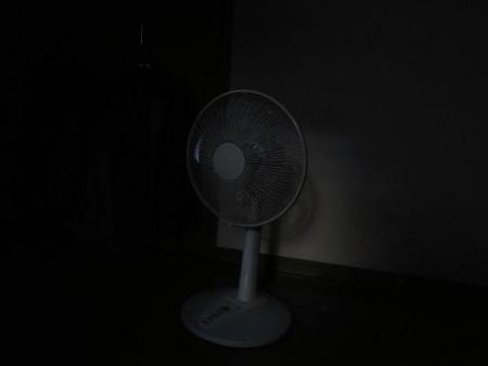 扇風機 月 003