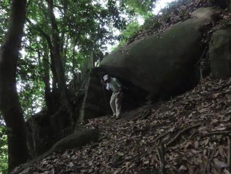 金立山に登る 043