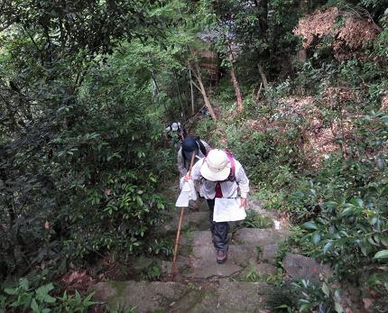 金立山に登る 019