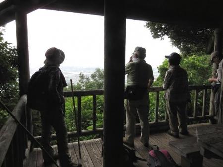 金立山に登る 063
