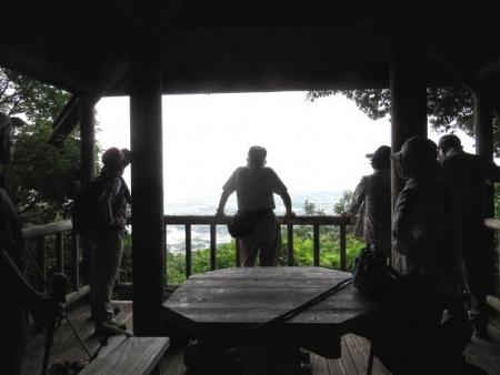 金立山に登る 062