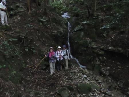 金立山に登る 096