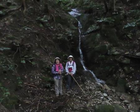 金立山に登る 097