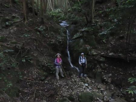 金立山に登る 095