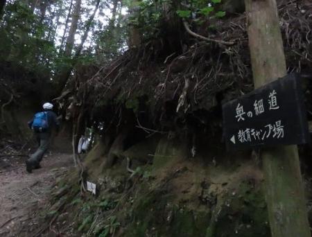金立山に登る 215