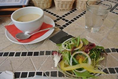 12 23 サラダとスープ
