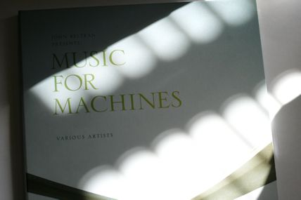 John Beltran Presents Music for Machines (2014)
