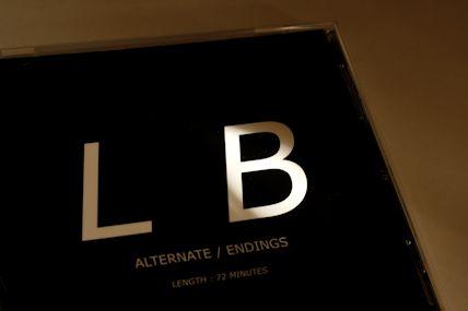 Lee Bannon / Alternate/Endings (2014)