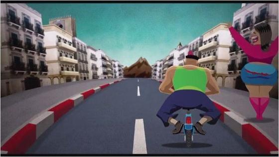 映画 challat de Tunis