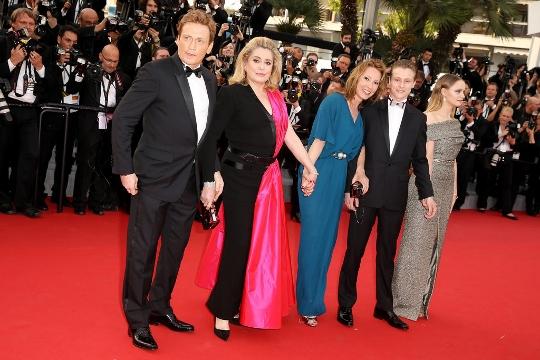 カンヌ映画祭 2015