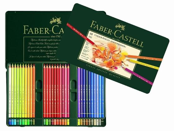 色鉛筆FaberCastell
