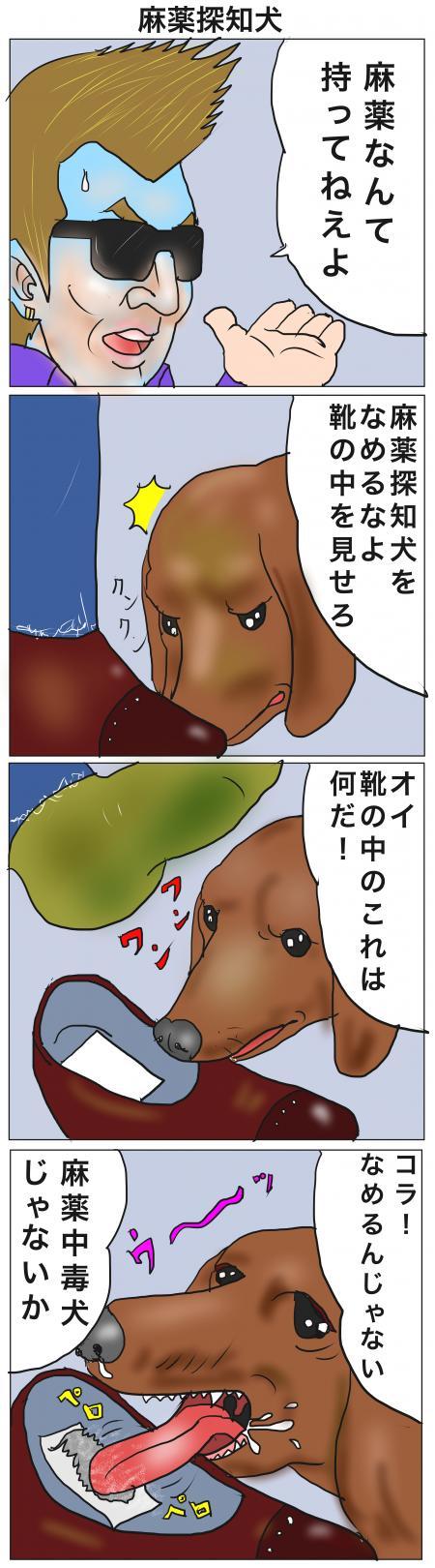 麻薬探知犬+のコピー_convert_20141223182336