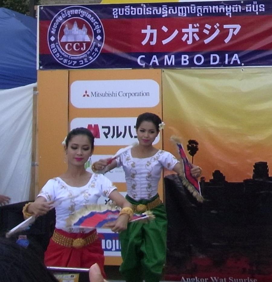 カンボジアフェス5