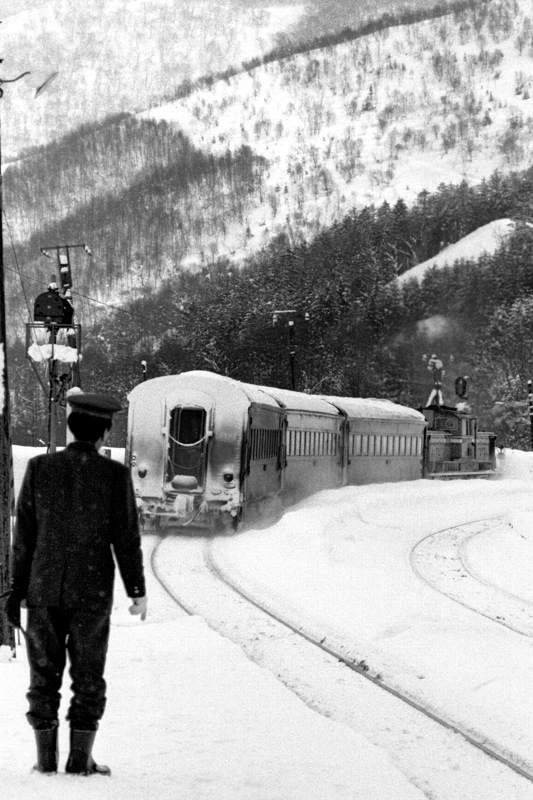 函館本線 銀山2 1984年2月 日 16bitAdobeRGB原版 take2b