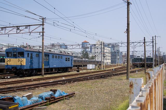 クモヤ145-61s