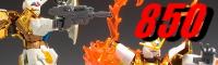 機動戦士ガンダム35周年RISE!カラーガンプラセット