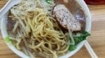 柳路 柳路らーめん 麺 15.5.17