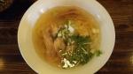 麺学 塩ラーメン 15.5.30