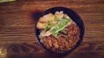 麺学 三色丼 15.5.30