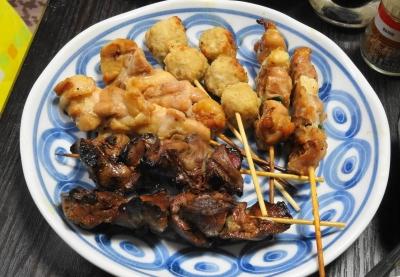 鶏 串焼き