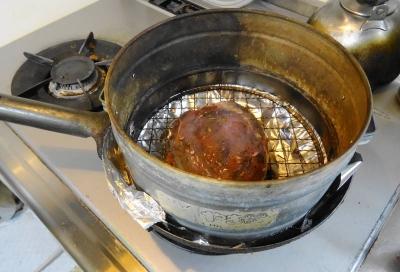 焼き芋器のカバー