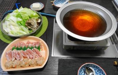鶏鍋セット