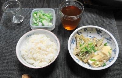 柳川なべご飯