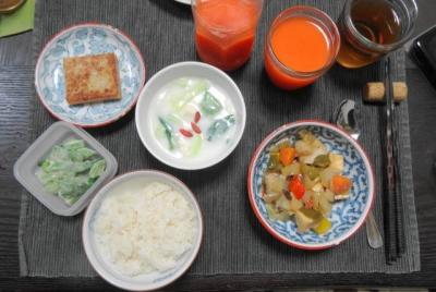 薬膳風 野菜中華