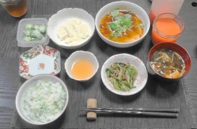 しそご飯&アラカルト料理