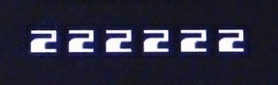 ゾロ目カウンター2