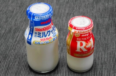 ミルク&R-1ヨーグルト