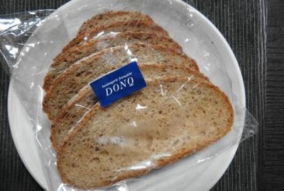 ドンクのライ麦パン