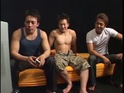 バリネコなガッチビ美少年を2人で3PゲイSEX