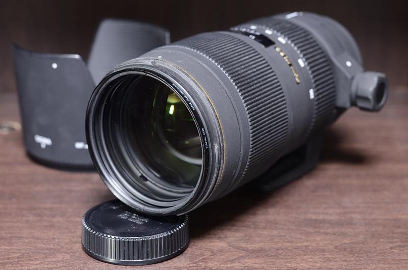 Nikon SIGMA APO 70-200mm F2.8 II EX