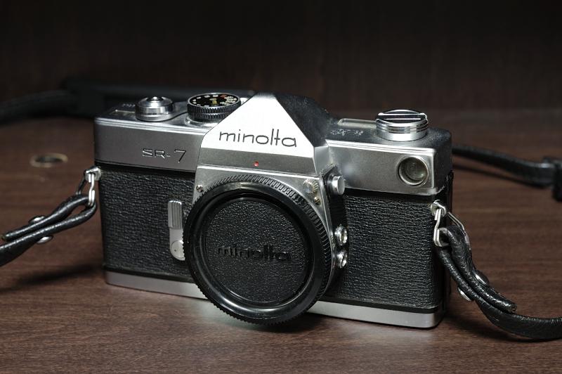 minolta SR-7(後期)