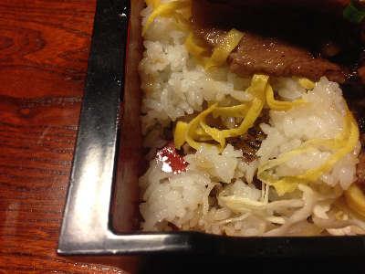 ダイニングカフェ新 10食限定「豚重」④