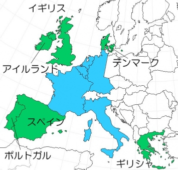 EC加盟国